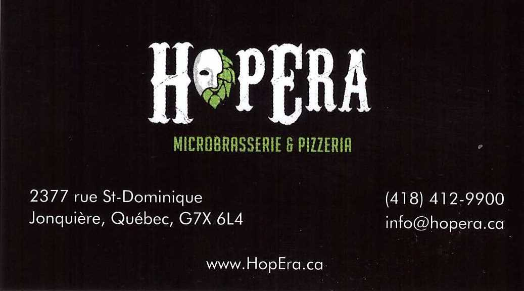 Hopera - Microbrasserie & Pizzeria